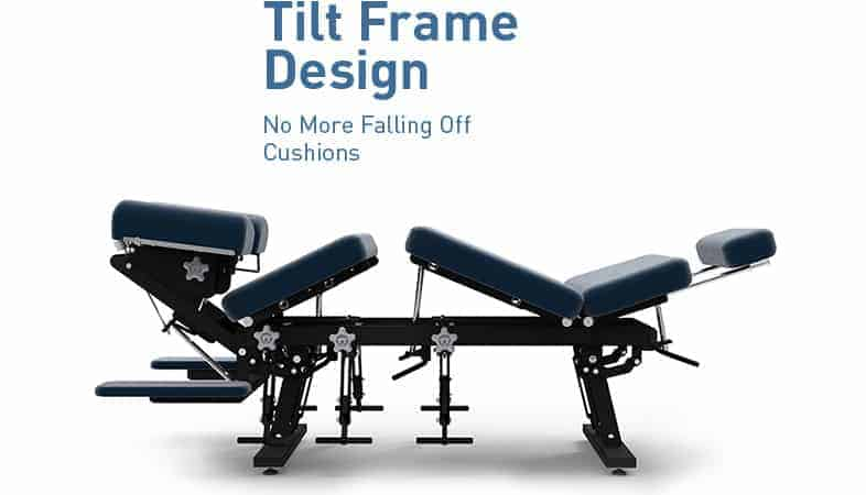 Tt 400 Chiropractic Treatment Table Techniques Tables
